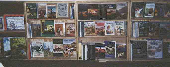 A Single Section of One of My Book Fairs