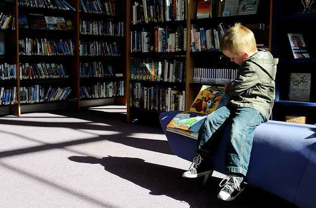 Is What Children Read Important, or Is It Enough That They Are Reading?