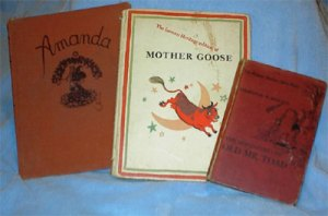 Some of my Favorite Childhood Books