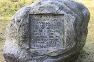 Memorial Plaque Persecution of Jews