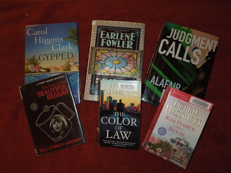 Books I Read in One Week